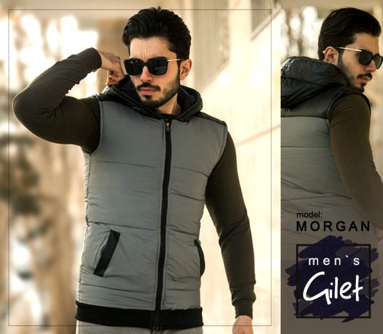 ژیلت مردانه مدل Morgan