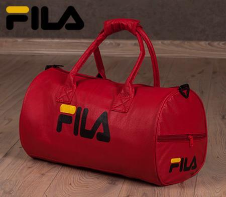 ساک ورزشی مدل  Fila (قرمز)
