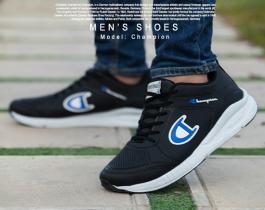 کفش مردانه مدل Champion (مشکی)