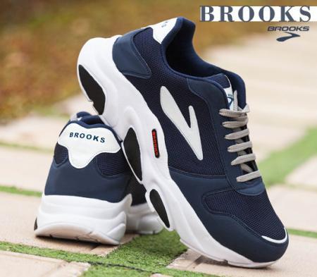 کفش مردانه مدل BROOKS PLUSE(سورمه ای)