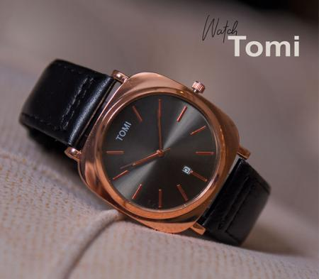 ساعت مچی مردانه Tomiمدل parsis