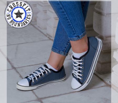 کفش دخترانه مدل ALL STAR (فیلی)