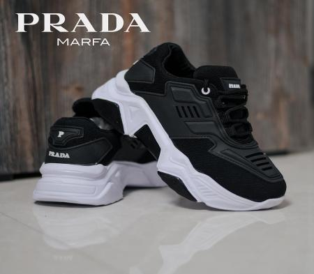 کفش دخترانه PRADA مدل Elena (مشکی)