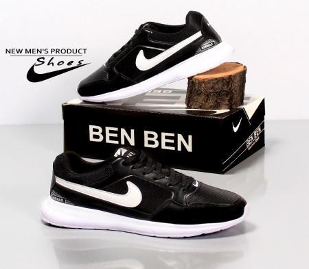کفش مردانه مدل Moltafet (مشکی)