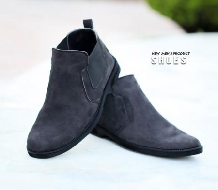 کفش مردانه ساقدار Nikeمدل Mita( طوسی)