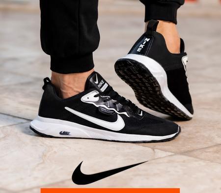کفش مردانه Nike مدل COL (تمام مشکی)